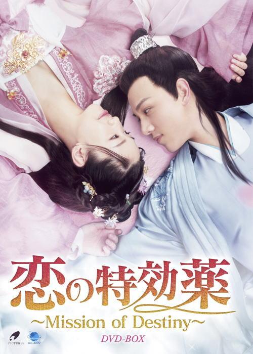 恋の特効薬~mission of destiny~ DVD-BOX
