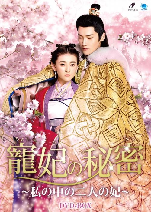 寵妃の秘密 ~私の中の二人の妃~ DVD-BOX